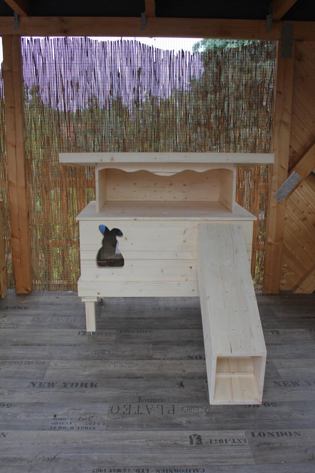 Schutzhütte de Luxe 3